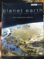PLANET EARTH   THE COMPLETE SERIES (5 DVD) [EDIZIONE: REGNO UNITO inglese