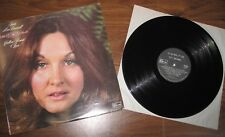 """Patti MacDonnell - LP - """"Yellow House Of Love"""" -  Record VG+; Cover VG; cut-out"""