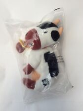 Soft Toy - Muller Cow - in original plastic packaging with tag/label