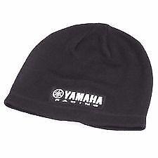 YAMAHA RACING BLACK BEANIE ADULT (S4)