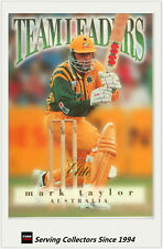 1996 Futera Cricket Heritage Collection Signature Card No20 J.courcy