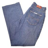 TRUSSARDI Womens Jeans W25 L27 Blue Cotton Bootcut  AX14
