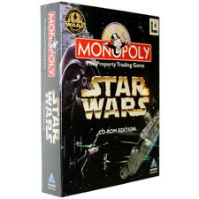 Monopoly Star Wars CD-ROM Edition [PC Game]