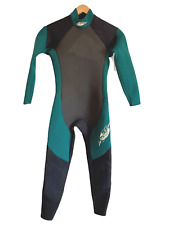 Water Skins CA Mens Full Wetsuit Size Small 3mm