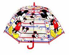 DISNEY congelato per Bambini Trasparente Ombrello a Cupola