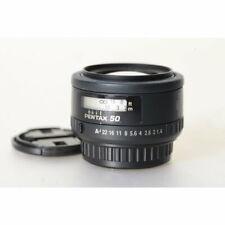 Pentax SMC-FA 1,4/50 Standardobjektiv - Pentax-FA SMC 50mm F/1.4