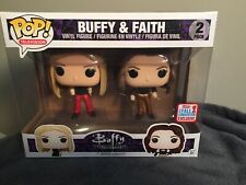 Funko Pop! Television: Buffy and Faith Fall 2017 Convention Exclusive 2-Pack