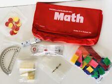 MacMillan / McGraw Hill Math Grades 5-6 Student Manipulative Kit 0021051054