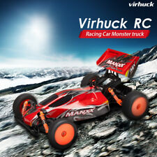 Virhuck 2.4GHZ 1/10 2WD RC Electric Off Road Sand Racing Car Auto Vehicle Truck