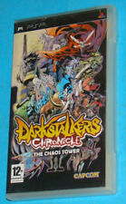 Darkstalkers Chronicle - The Chaos Tower - Sony PSP - PAL