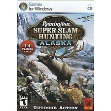 Remington Hunting Super Slam Alaska Game PC