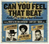VARIOUS ARTISTS - CAN YOU FEEL THAT BEAT: FUNK 45S AND OTHER RARE GROOVES [DIGIP