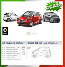 KIT REVISIONE MOTORE SMART 800 CDI  MOD.450  30 KW