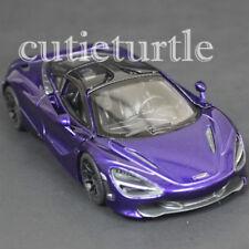 Kinsmart McLaren 720S 1:36 Diecast Toy Car KT5403D Purple