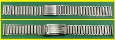 GAY FRERES 16mm STEEL BAMBOO WATCH BAND BRACELET  ROLEX BUBBLEBACK ROYAL