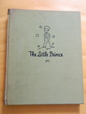 THE LITTLE PRINCE ANTOINE DE SAINT EXUPERY REYNAL & HITCHCOCK 1ST ED. 4th PRINT