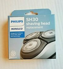 Philips Norelco SH30 Shaving head replacement Series 1000 2000 3000 Click&Style