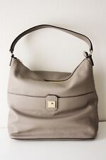 FURLA 868333 LEDERTASCHE JO Leather Hobo Bag sabbia