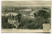 CPA - Carte Postale - France - Cherbourg - Vue Générale - 1915 (M7080)