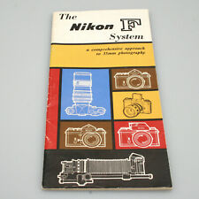 Nikon F System Marketing / Product Brouchure Booklet - 1970s - 31 pages
