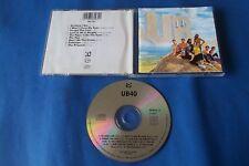 """UB 40 """"UB 44 """" CD 1981 VIRGIN RECORDS NUOVO"""