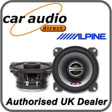 "ALPINE SPG-10c2 10cm 4"" 180W Car/Van Radio Stereo Audio Speakers Door Shelf New"