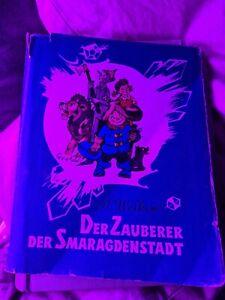 Russ. Märchenbuch 1982 von Alexander Wolkow ,  deutsch, Verlag  progress Moskau