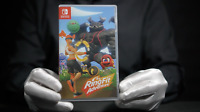 Ring Fit Adventure Nintendo Switch Game Boxed - 'The Masked Man'