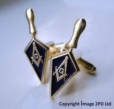 ZP258 Masonic Cufflinks Trowel Freemason Working Tool Master Mason Degree