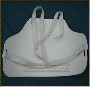 Mens Chest protector fencing WMA sword fighting male EXTRA LARGE