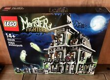 Lego 10228 Haunted House Monster Fighters New & Sealed Fast & Free delivery UPS