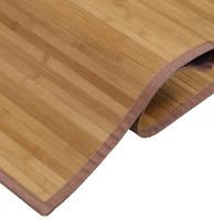 1.52m x 2.29m Large Bamboo Carpet Rug Floor Mat Home Office Indoor Outdoor 竹地毯