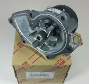 Genuine OEM Toyota Lexus 16100-28041 Water Pump Assembly