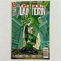 GREEN LANTERN 48 1ST APPEARANCE KYLE RAYNER NEWSSTAND (1993, DC COMICS)