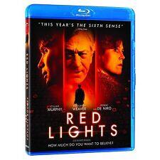 Red Lights (Blu-ray Disc, 2012)