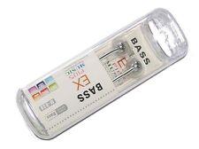 Per MP3 MP4 IPOD PC CD DVD m-630 In Ear Cuffie Stereo Vivavoce Bianco UK