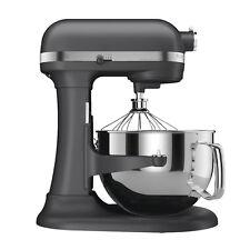 KitchenAid Rkp26M1Xdp Pro 600 Stand Mixer 6 qt Dark Pewter Grey Super Large Capc
