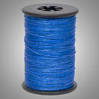 """Blue BCY Halo .014"""" Braided Spectra Serving Material Spool Bow String"""
