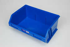 Fischer Plastic Stb120b Large Parts Drawer Blue Stor-pak Containers
