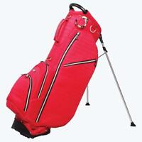 Ouul Ribbed Stand Bag - Red*Single Strap*