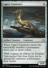 4x Ugin 's construct | nm/m | Fate Reforged | Magic mtg