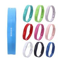 Sports Replacement Soft Silicone Wrist Smart Watch Band Strap for Fitbit Flex 2