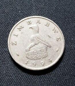 1994 Zimbabwe Coin 10 Cents