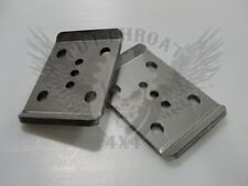 "U-Bolt Plates for Dana 44 (2.75"")"