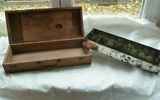 Ancienne boîte de peinture