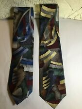 2 Vintage Jimmy V Men's Necktie. Silk.