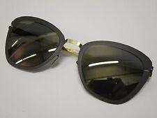 Mykita DECADES JOSEPPA Black Gold Coal Flash Glasses Eyewear Sunglasses Shade