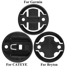 Bike Stem Extension Mount Holder Bracket Adapter For GARMIN Edge Bryton CATEYE