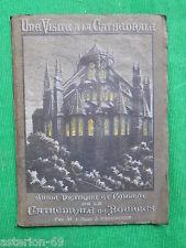 UNE VISITE A LA CATHEDRALE DE BOURGES CHANOINE VILLEPELET 18 CHER