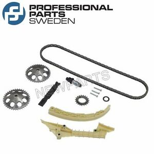 For Saab 900 9000 9-3 9-5 1994-2009 Pro Parts Timing Chain Kit